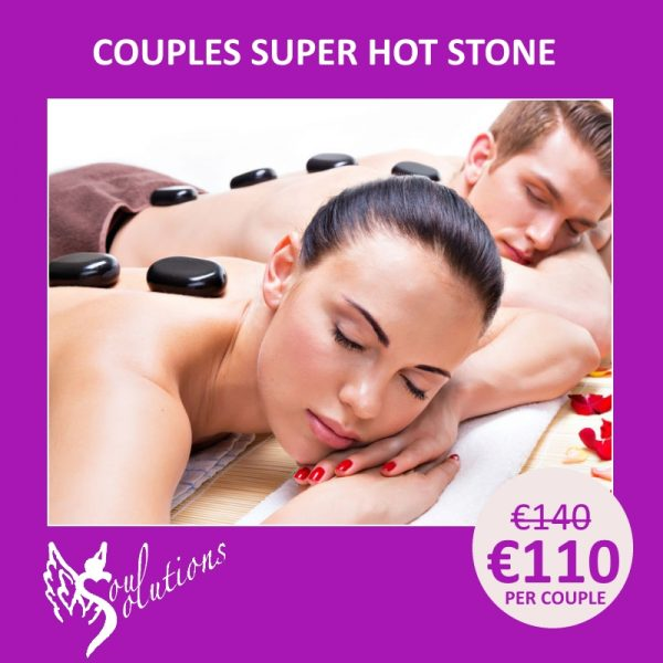 Couples Super Hot Stone
