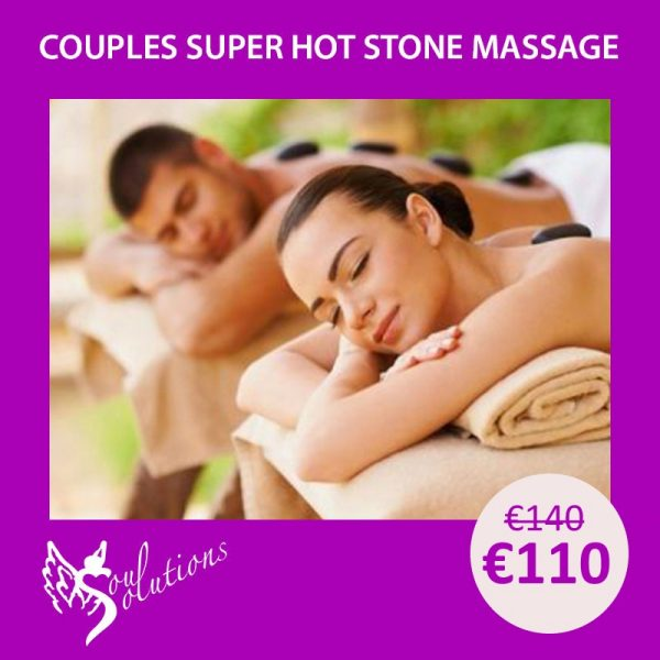 Couples Super Hot Stone