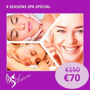4 seasons spa special