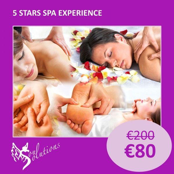 5 star spa experience