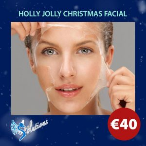 Christmas Facial.Under The Mistletoe Soul Solutions Holistic Spa