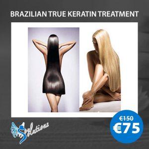 Brazilian True Keratin