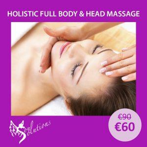 holistic full body & head
