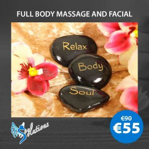 full body massage & facial