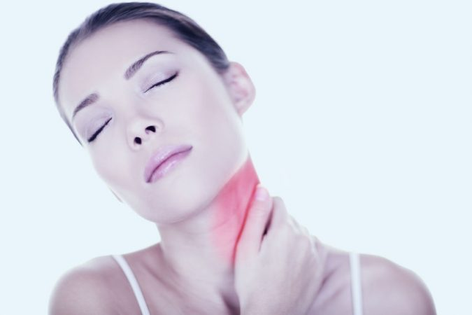 neck pain self help