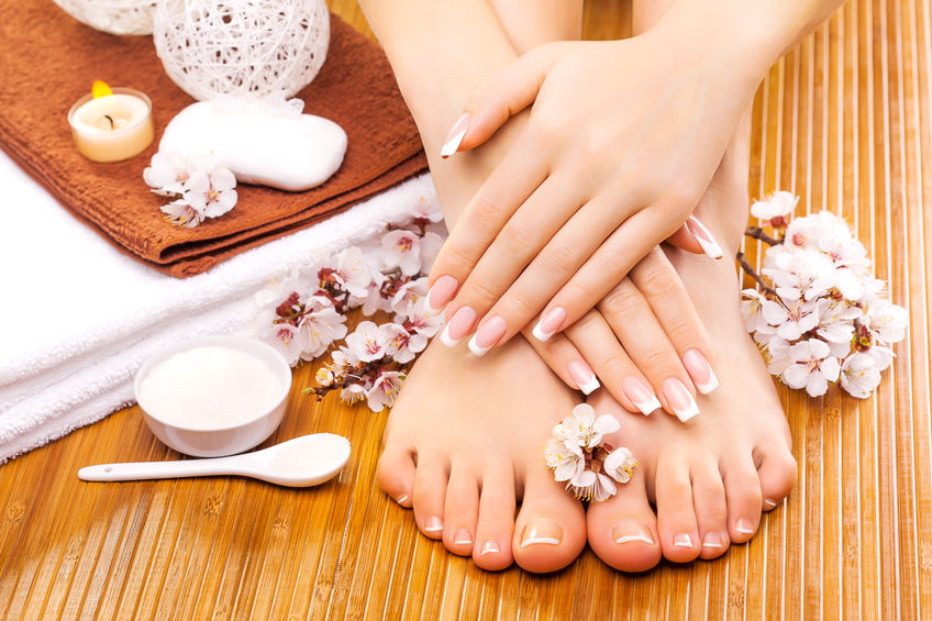 pedicures and manicure in malta