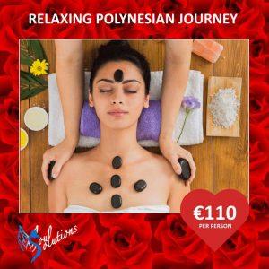 relaxing polynesian journey