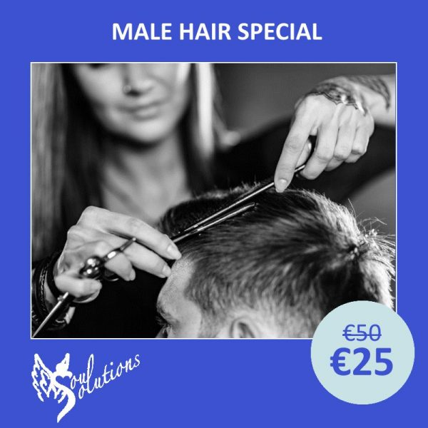 Male hair special