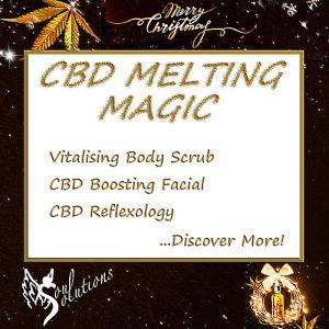 cbd melting magic