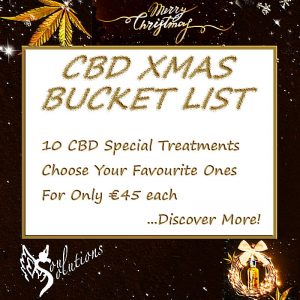 CBD Christmas Bucket List