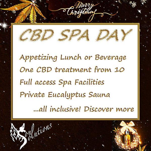 CBD spa day