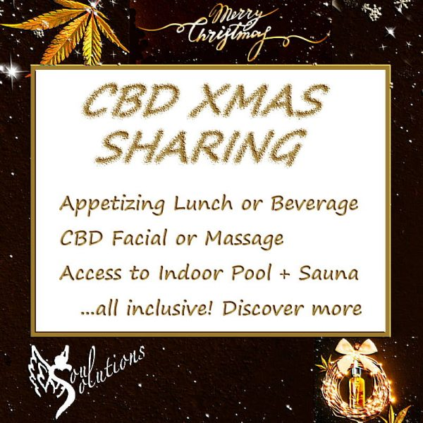 CBD christmas sharing